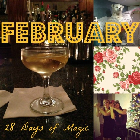 February: 28 Days of Magic